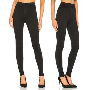 NEW Dr. Denim High Waist Solitaire Skinny Jeans XS